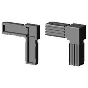 für Aluminium-Vierkantohr 20x20x2 mm