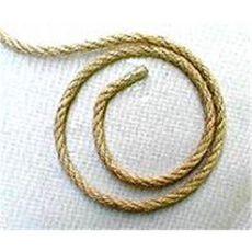 Sisalseil ungefärbt 100 cm, 30 mm Durchm