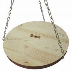 Swing Board Kork 27cm mit Ketten