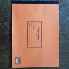 Nachweisbuch