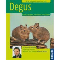Degus, Mettler - Franckh-Kosmos Verlag
