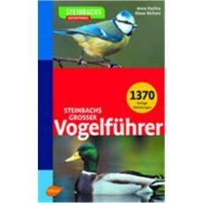 Steinbachs großer Vogelführer, Puchta/Richarz - Verlag Ulmer