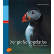 Der große Vogelatlas, Couzens - Verlag Ulmer