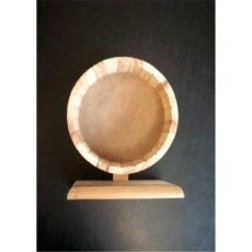 Holzlaufrad 12 cm durchmesser