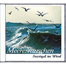 CD Meeresrauschen - Seevögel im Wind