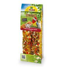 JR Birdys Gs Honig-Austernschale-Karotte 260 g