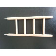 Leiter, Holz 27,5 cm