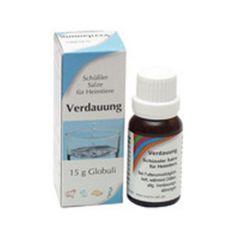 Dr. Schüssler Verdauung Globuli 15 g