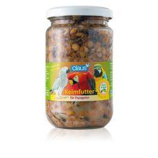 Claus Keimfutter für Papageien 370 ml