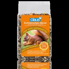 Claus Eichhörnchen-Menü 700 g