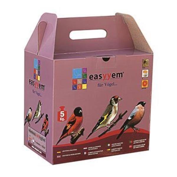easyyem Eifutter für Waldvögel Inhalt 10 kg