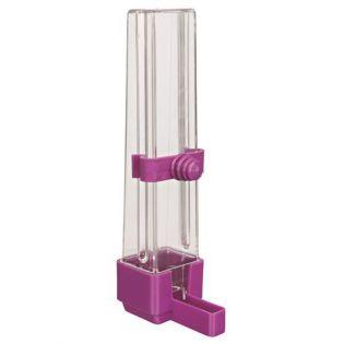 Trixie Futter und Wasserautomat,75 ml/15 cm
