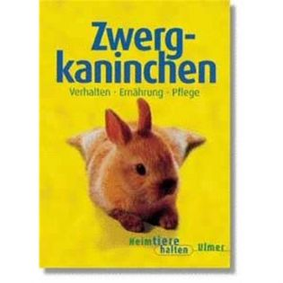 Zwergkaninchen, Altmann - Verlag Ulmer