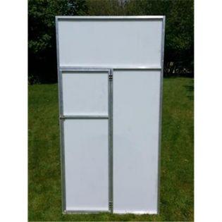 Standard-Tür-Element Kunststoff
