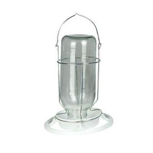 Omnia Tränke mit Glaseinsatz 1 ltr.