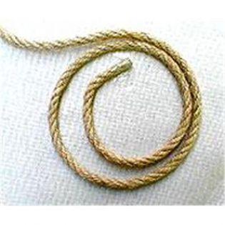 Sisalseil ungefärbt 200 cm 20 mm