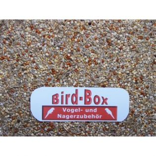 Bird-Box Papageiamadinenfutter Inhalt 25 kg