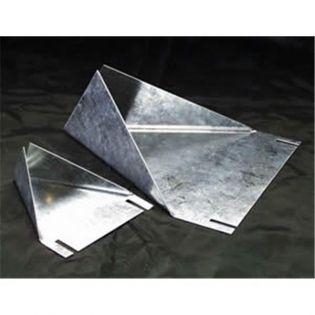Ast-Sitzstangenhalter aus Metall 6,0 x 8,0 cm