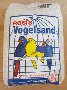 Rosis Papageiensand extra grob 25kg