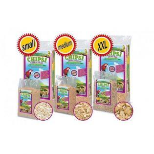 Chipsi extra medium Buchenholzgranulat Inhalt 15 kg