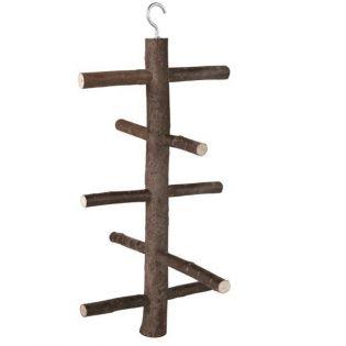 Trixie Klettergerüst, Holz, 27 cm / Ø 13 cm