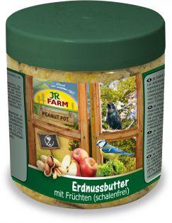 JR Garden PPot Erdnussbutter Früchte 400 g