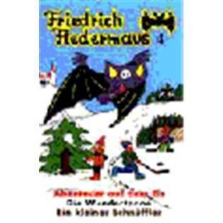 Friedrich Fledermaus Vol.  4