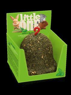 Little One Leckere Glocke. Spielzeugleckerli für alle kleinen Säugetiere, 150 g