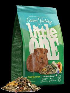 Little One Grünes Tal. Faserfutter für Meerschweinchen, 750 g