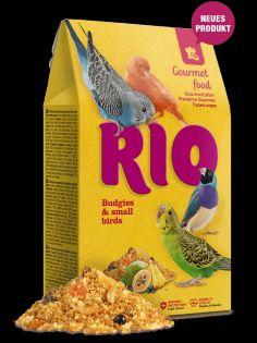 RIO Gourmetfutter für Wellensittiche und andere kleine Vögel, 250 g