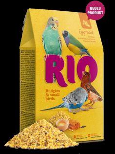 RIO Eifutter für Wellensittiche und andere kleine Vögel, 250 g