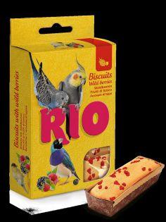 RIO Biscuits für alle Vögel mit Beeren, 5x7 g
