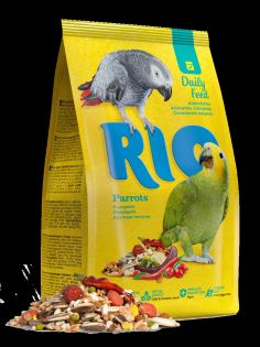 RIO Alleinfutter für Papageien, 1 kg