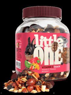 Little One Vitamin C. Snack für alle kleinen Säugetiere, 180 g