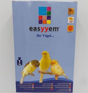easyyem Eifutter für Kanarien  Inhalt 1 kg