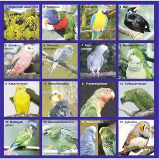 CD Exotische Vogelwelt Edition 1