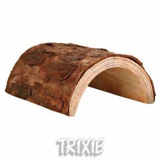Trixie Naturholztunnel, 15x6x15 cm