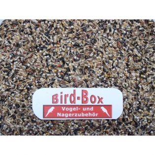 Bird-Box Kapuzenzeisigfutter Inhalt 20 kg