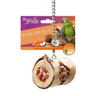 JR Birds Holzrolle Großsittich & Papagei 150 g