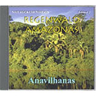 CD Regenwald Amazonas - Edition 2 - Anavilhanas