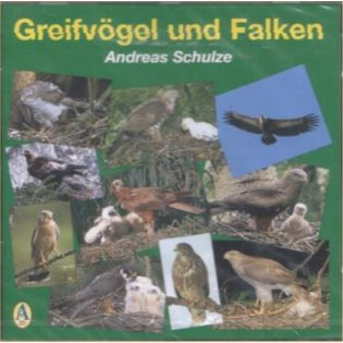 CD Greifvögel und Falken