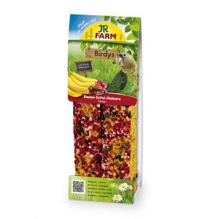 JR Birdys Pap Banane-Dattel-Himbeere 260 g
