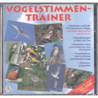 CD Vogelstimmen-Trainer