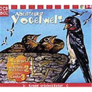 CD Abenteuer - Vogelwelt