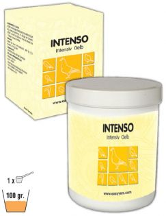 easyyem Intenso Intensiv gelb Inhalt 100 g