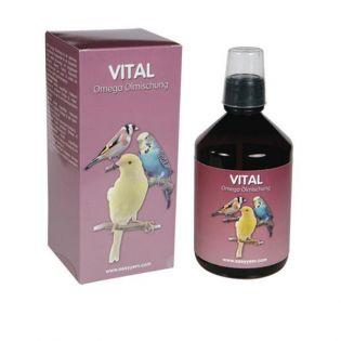 easyyem Vital Omega Ölmischung Inhalt 100 ml