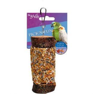 JR Birds Pick n Fun Großs. & Papagei 185 g
