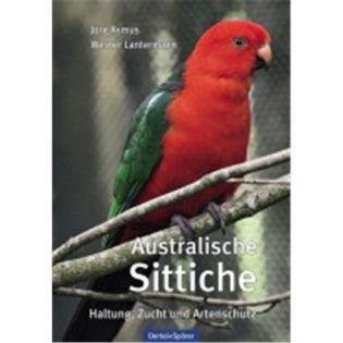 Australische Sittiche, Asmus/Lantermann - Oertel + Spoerer Verlag