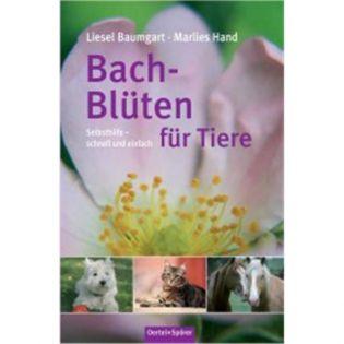 Bach-Blüten für Tiere, Baumgart/Hand - Oertel + Spoerer Verlag