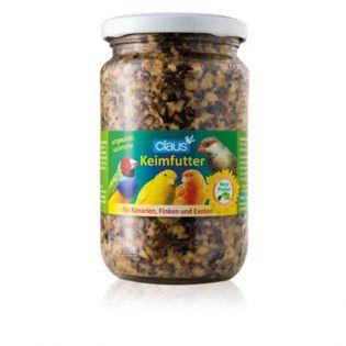Claus Keimfutter für Kanarien und Exoten  370 ml